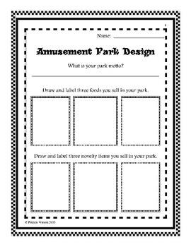 Amusement Park Design Project
