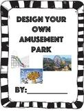 Amusement Park Design Roller Coaster Unit