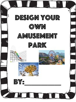 Amusement Park Design Roller Coaster Unit