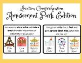 Amusement Park Edition- Location Comprehension