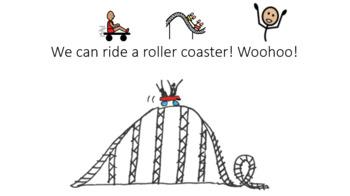 Amusement Park Language Lesson