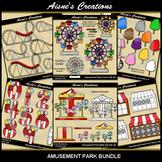 Amusement Park Math Bundle