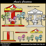 Amusement Park Math Set