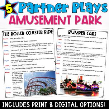 Amusement Park Partner Plays