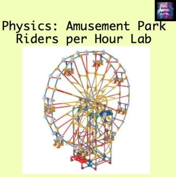 Amusement Park Riders per Hour