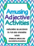 Amusing Adjective Activities