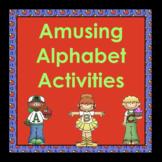 Alphabetic Principle ~ Teaching the Alphabet