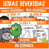Amusing Alphabet Bundle - Spanish