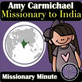 Amy Carmichael   Christian Missionary to India