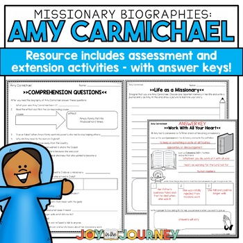 Amy Carmichael Missionary Biography