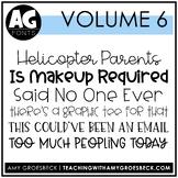 Amy Groesbeck Fonts: Volume Six