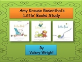"Amy K. Rosenthal ""Little"" Books Study Math Communication A"