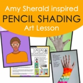 Amy Sherald Art Distance Learning/Sub Lesson/One Day Art Lesson