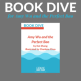 Amy Wu and the Perfect Bao Book Dive