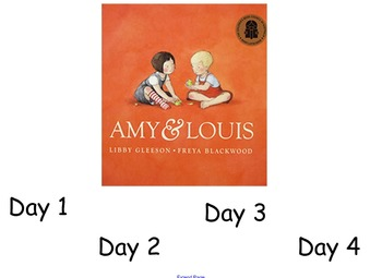 Amy and Louis Guided Reading Plan - Four Blocks Literacy