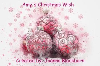 Amy's Christmas Wish epub