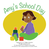 Amy's School Day Clipart Collection