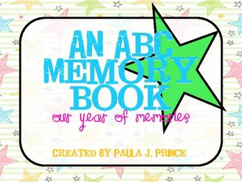 An ABC Memory Book
