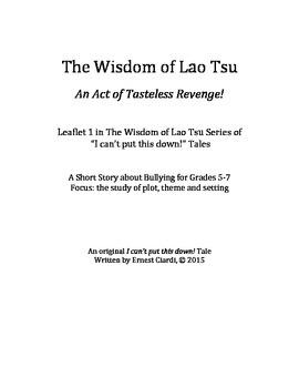 An Act of Tasteless Revenge!