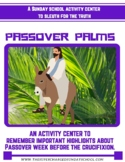 Palm Sunday Activity Center (Passover, Easter)