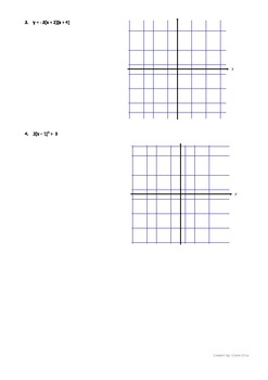 An Activity on Discovering the graph of Quadratic Function