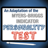 Psychology: An Adaptation of the Myers Briggs Personality Test