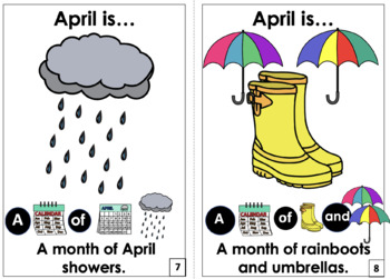 An Interactive Book: April Is...