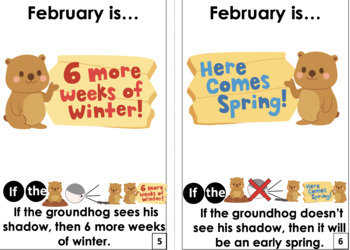 February is...: An Interactive Book