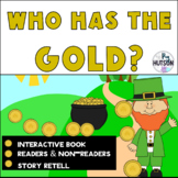 Who Has the Gold?: An Interactive Book for St. Patrick's Day