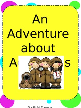 An Adventure About Adjectives