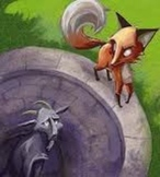 "An Aesop ""Head & Tales"" Play:  The Fox & The Goat"