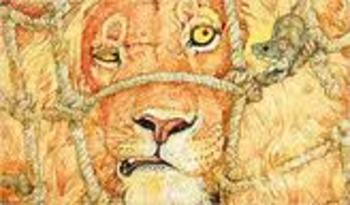 """An Aesop """"Head & Tales"""" Play:  The Lion & The Mouse"""