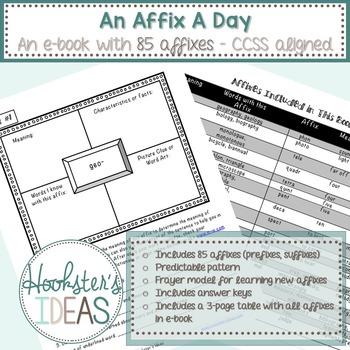An Affix A Day