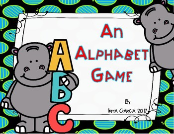 An Alphabet Game