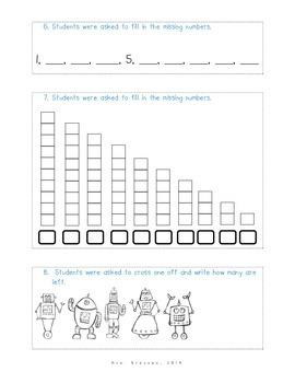 An Alternative Assessment for the EngageNY Kindergarten Math Module 1