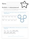 An Alternative Assessment for the EngageNY Kindergarten Math Module 4