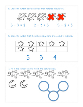 An Alternative Assessment for the EngageNY Kindergarten Math Module 4
