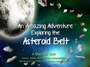 An Amazing Adventure: Exploring the Asteroid Belt