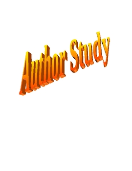 An Amazing Author Study That Gets Kids Reading!!!