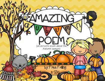 An Amazing Autumn Poem (an acrostic poem for the Autumn season)