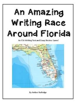 An Amazing Writing Race Around Florida