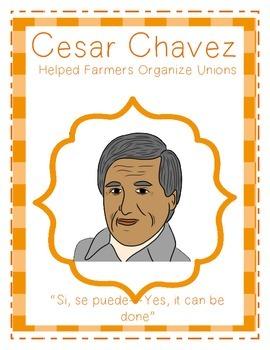 An American Hero-Cesar Chavez