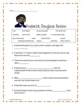 An American Hero-Frederick Douglass