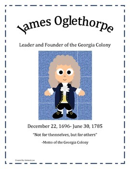 An American Hero-James Oglethorpe