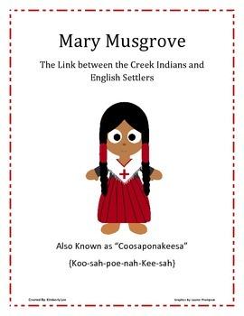 An American Hero-Mary Musgrove
