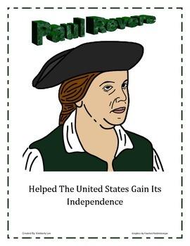 An American Hero-Paul Revere