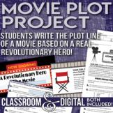 An American Hero Students Write a Movie Plot Based on a Revolutionary War Hero!