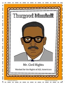 An American Hero-Thurgood Marshall