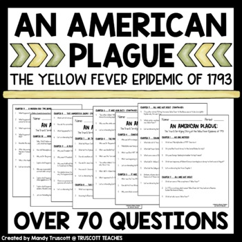 An American Plague (by Jim Murphy) Study Guide