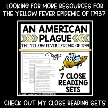 An American Plague (by Jim Murphy) Study Guide